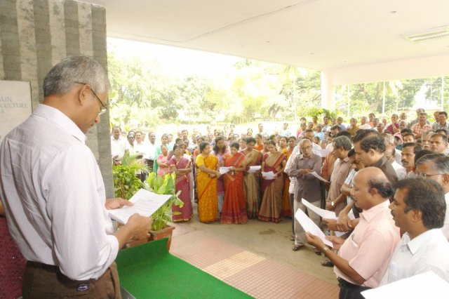 Swacch Bharat Campaign at SB Institute, Coimbatore